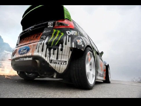 Ken Block - Gymkhana 4 Hollywood Megamercial фото