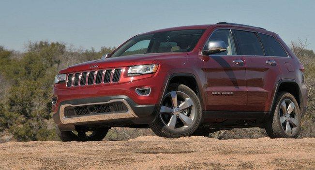 Полный обзор нового Jeep Grand Cherokee 2014 года + 30 фотографий.