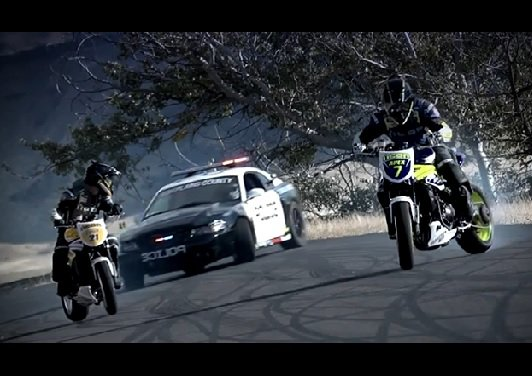Motorcycle vs. Car Drift Battle 2 фото
