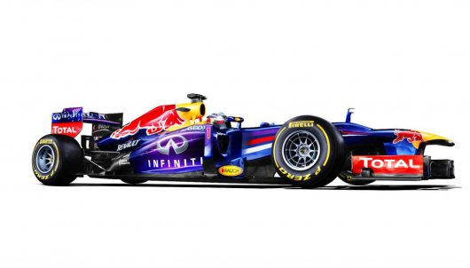 Формула 1:Red Bull Racing RB9 2013 года