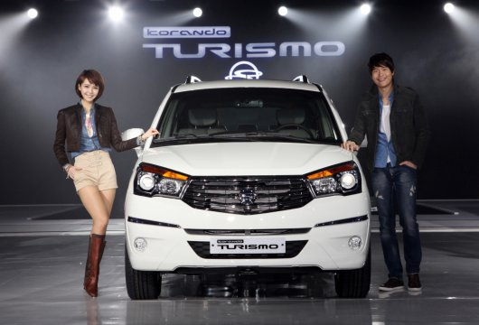 SsangYong Stavic 2013