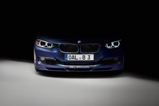Alpina B3 Bi-Turbo фото