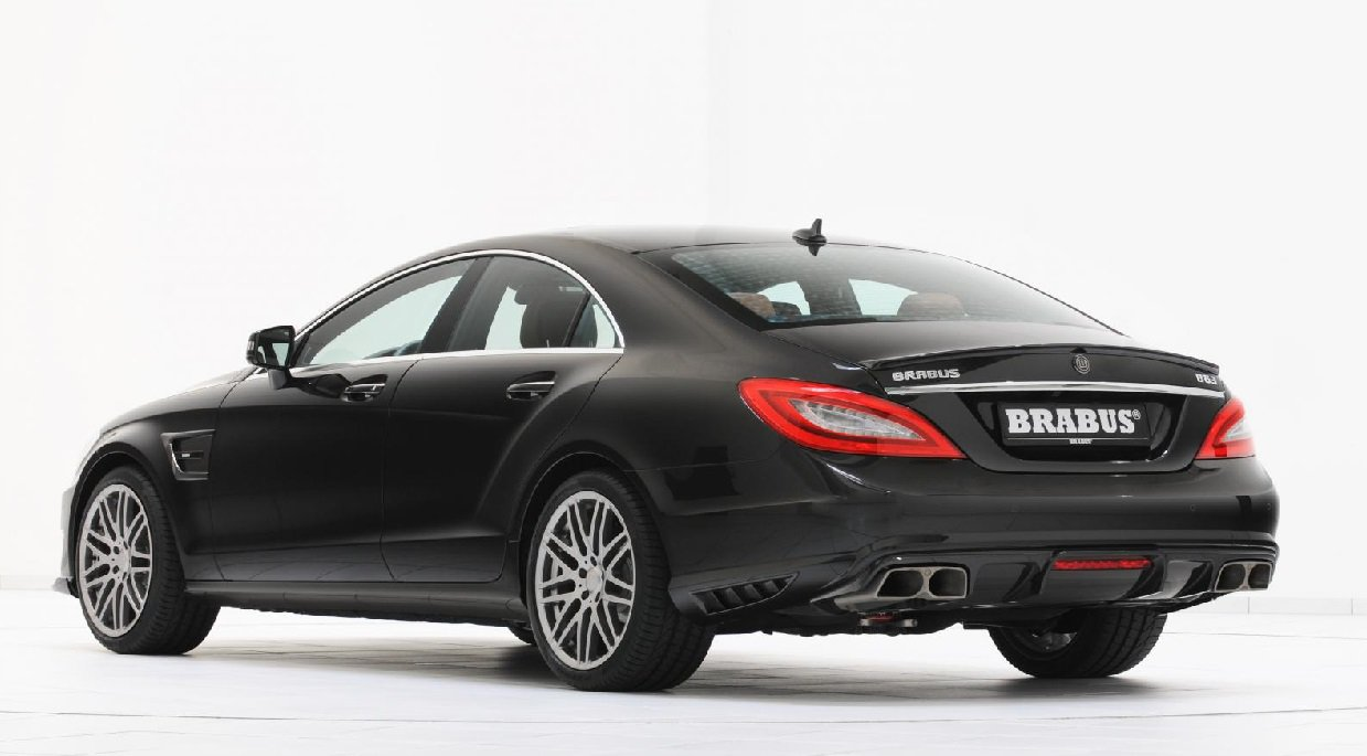 Mercedes-Benz CLS 63 AMG Brabus B63S ����