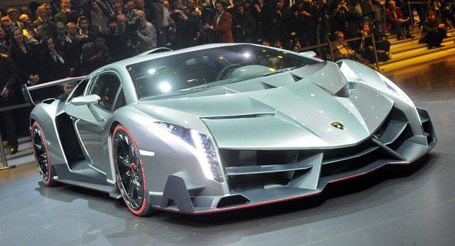 Lamborghini Veneno, наконец то, официально представлена