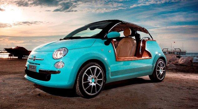 Fiat 500 Tender2 за 104000 долларов