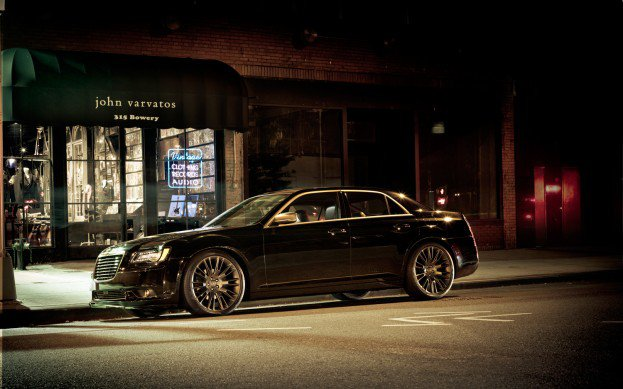 Новый Chrysler 300C John Varvatos Limited Edition