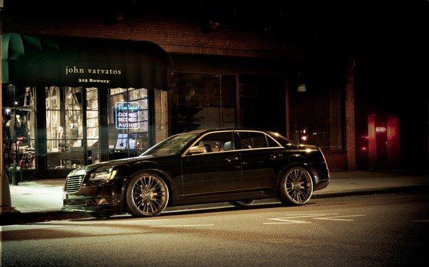 ����� Chrysler 300C John Varvatos Limited Edition