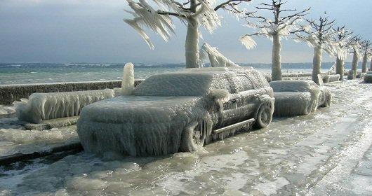 Уделите внимание своему автомобилю после зимы