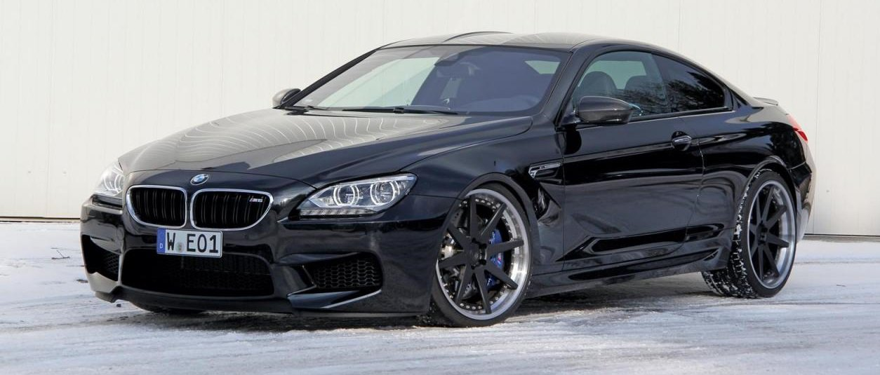 BMW M6 Coupe от Manhart Racing фото