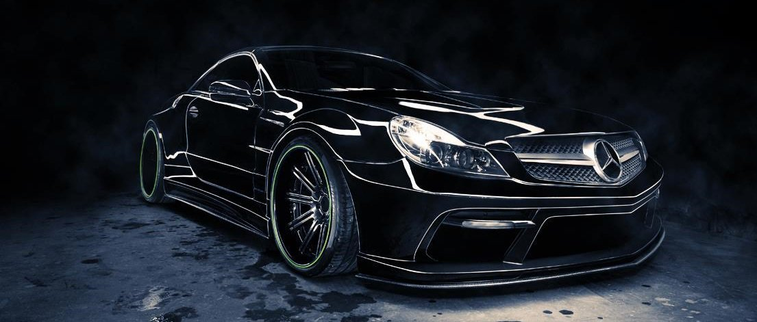 Mercedes-Benz SL (R230) от Renown Auto Style фото