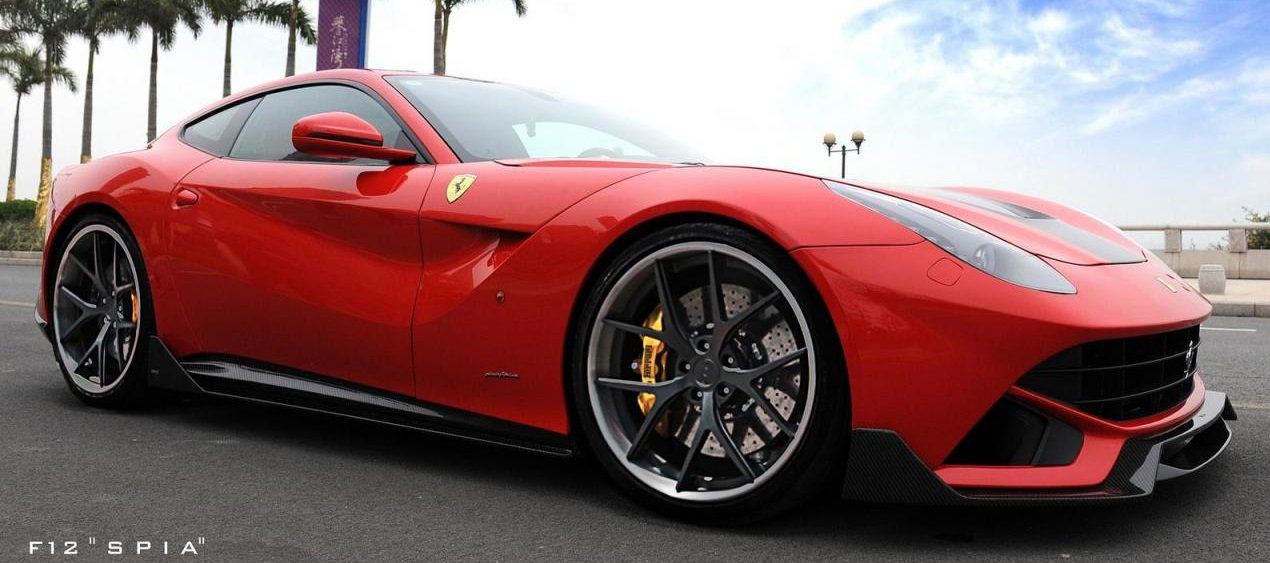 Ferrari F12 Berlinetta Spia �� DMC Germany ����