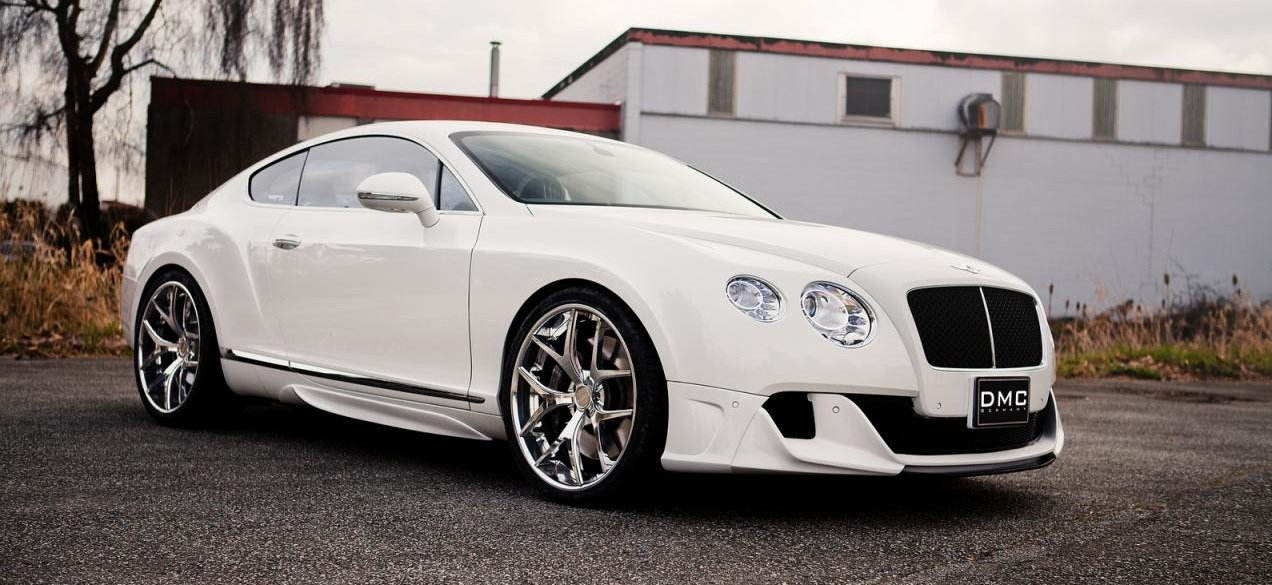 Bentley Continental GT от DMC Duro фото