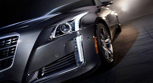 Cadillac CTS 2014 года - Утечка перед премьерой.