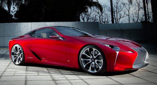 2015 Lexus LF-LC Sports Concept