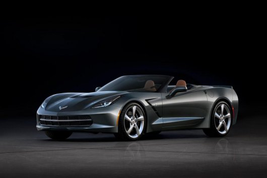 Chevrolet Corvette Stingray Convertible 2014