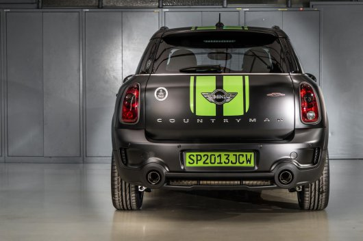 MINI John Cooper Works Countryman ALL4 Dakar Winner