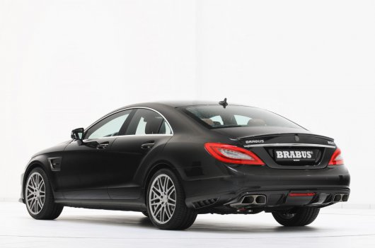 Mercedes-Benz CLS 63 AMG Brabus B63S
