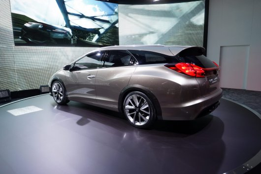 2015 Honda Civic Wagon
