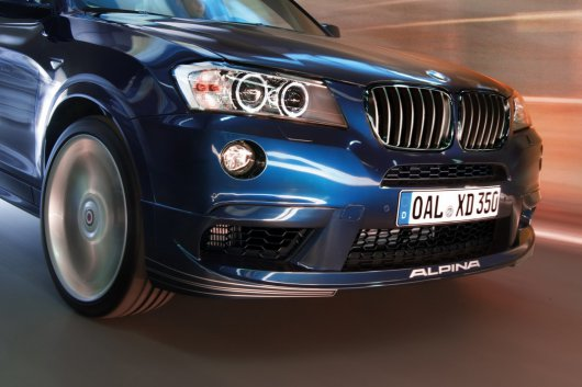 Alpina BMW XD3 BiTurbo 2014