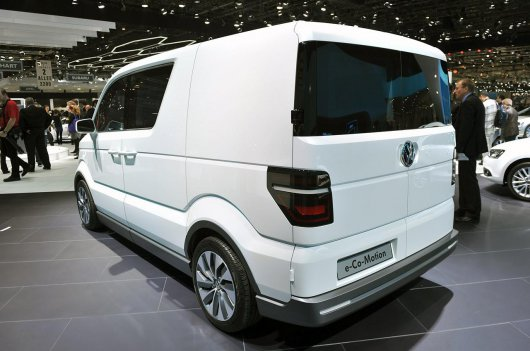 Volkswagen e-Co-Motion