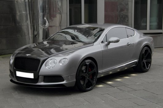 Bentley Continental GT Anderson Germany