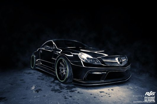 Mercedes-Benz SL (R230) от Renown Auto Style