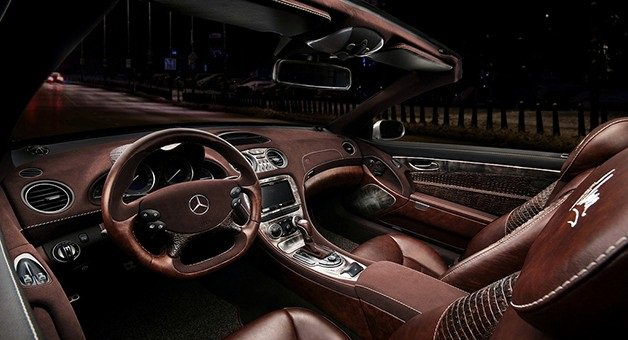 ������������ ������ 2013 Mercedes-Benz SL ����