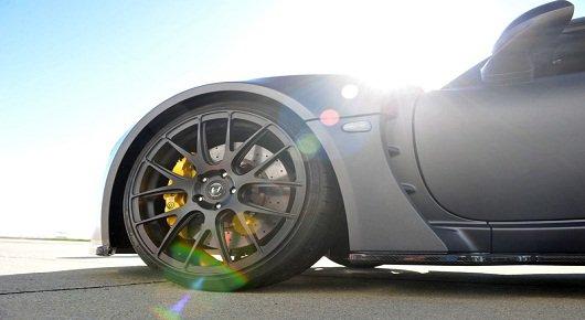Hennessey Venom GT:Побит очередной рекорд скорости