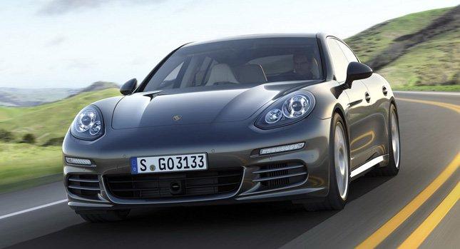 Porsche Panamera 2014 года. Твин-турбо V6 и Гибрид V6.