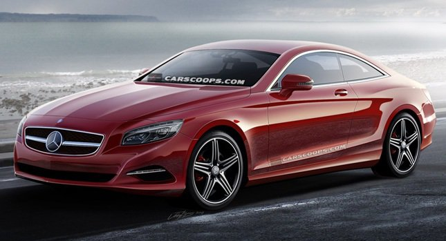 ������� ����������: ����� 2015 Mercedes-Benz S-Class Coupe ����