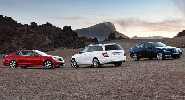Mercedes-Benz запускает обновленный C-Class Edition и C 220 CDI 4MATIC