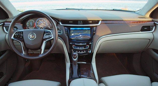 Важен ли интерьер салона автомобиля?