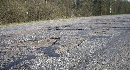 Более 50% дорог России не удовлетворяют требованиям безопасности