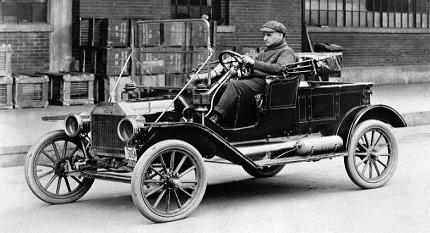 Забавные факты об автомобильной жизни в США Часть 1