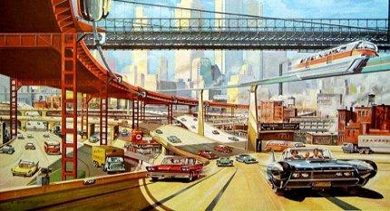 Забавные факты об автомобильной жизни в США Часть 3