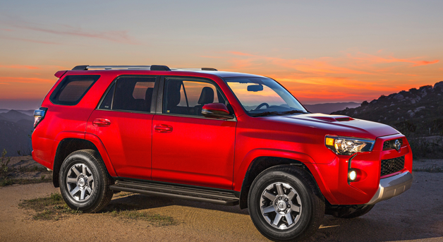 2014 Toyota 4Runner: Первые официальные фотографии