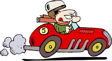 10 фактов о дорожных происшествиях