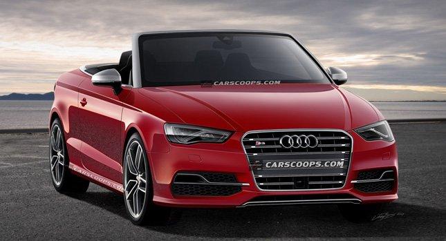 Audi S3 2014 Кабриолет: Новый рецепт стиля