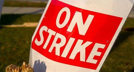 Рабочие завода Фольксваген в Калуге готовы устроить забастовку