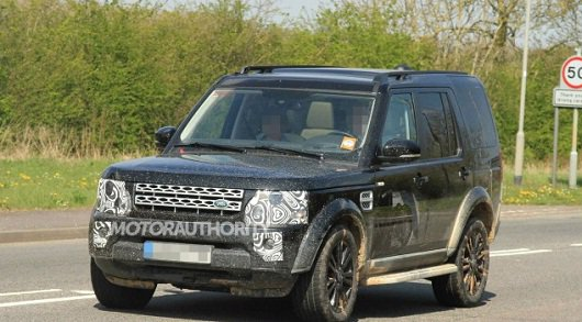 2015 Land Rover LR4 (Discovery): ������ ���������� ����
