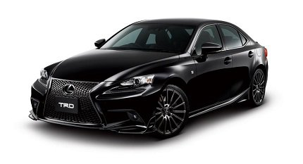 Lexus IS F-Sport 2014 ������� ����������� ����� � �� ������ ��� ����