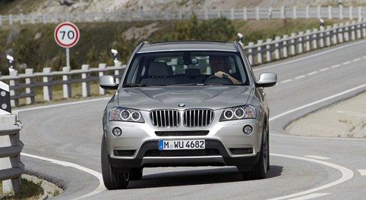 2013 BMW X3 xDrive28i: ��������� ����� � ���� �����
