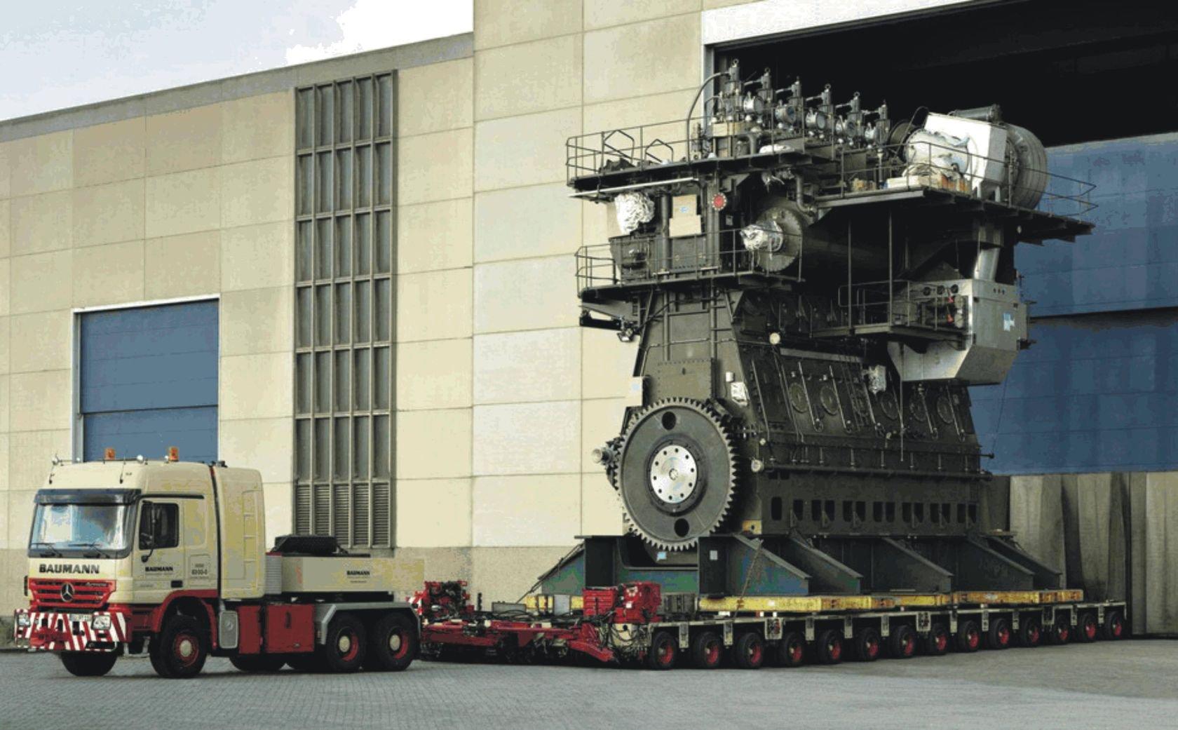 самые большие двигатели fiat