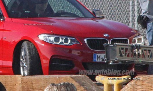 ������ ���������� ��� ��������� 2014 BMW 2-����� M Sport Coupe