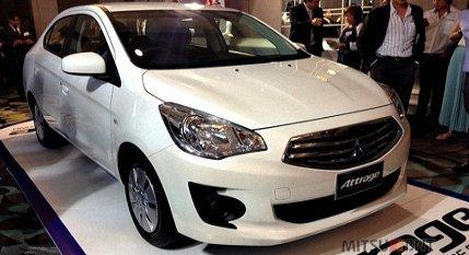 «Копейка» от Mitsubishi