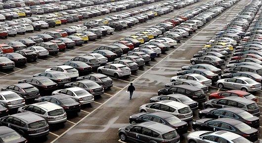 По итогу мая 2013 г. объем продаж на российском автомобильном рынке снизился на 12%.