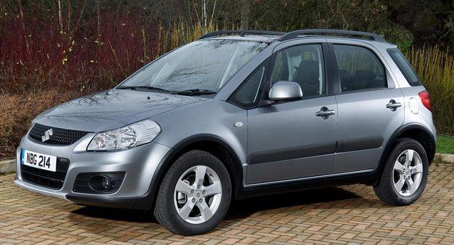 Suzuki может отозвать 205000 автомобилей