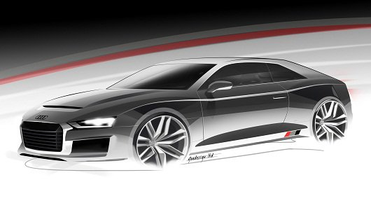 Audi возродит легендарную модель Quattro - 600 л.с.