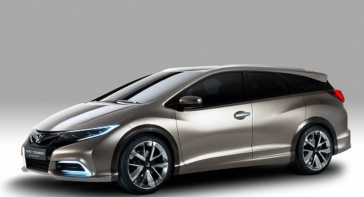 2014 Honda Civic Tourer Type S фото