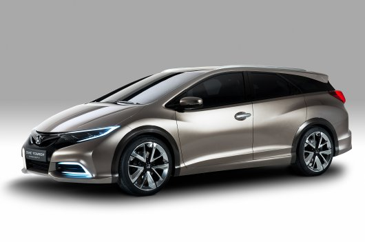 2014 Honda Civic Tourer Type S